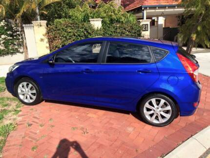 **REDUCED** 2011 Hyundai Accent Hatchback Premium Automatic South Perth South Perth Area Preview
