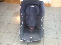 Britax Rennaissance group 1 car seat for 9kg upto 18kg(9mths to 4yrs)great secure model,washed&clean