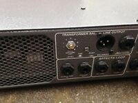 AMPEG SVT-3 pro + SVT-410HLF BASS AMP STACK