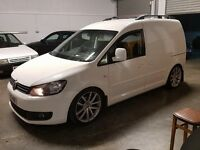 2012 VW CADDY 1.6 TDI ONLY 63,000 MILES