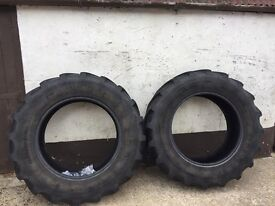 Firestone 13.6 r 28 tyres