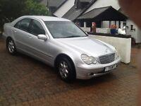 Mercedes C200 Automatic Petrol