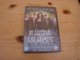 Brand new sealed Beautiful Creatures DVD. £1.50 Torquay.