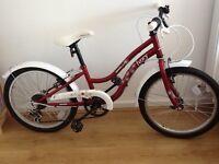 "Apollo Girls Bike/ 20"""