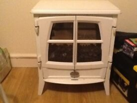 Electric stove white electric lookalike stove to suit any room in house
