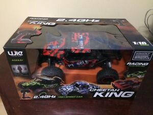 RC cheetah king new