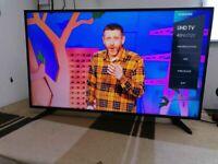"""40"""" Samsung UE40NU7120 4K Ultra HD HDR Smart LED TV"""