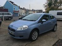 Fiat Punto Eleganz 3 door model 1.4ltr brand new 12 months mot and freshly serviced