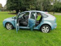 Ford, FOCUS, Hatchback, 2009, Manual, 1596 (cc), 5 doors