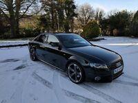 2008 Audi A4 S line 2.0 Tdi (Black Edition Spec )....Finance Available
