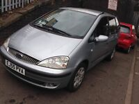 Ford Galaxy 1.9 Diesel 2005 Breaking For Spares