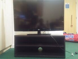 LG 42'' LCD TV Full HD and a TV furniture for FREE !!!