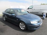 2007 Saab 9-3 Vector Sport. Nil Deposit Only £114 a month