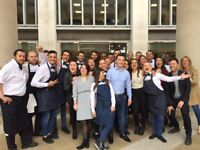 Barback needed at The Happestance Paternoster Square