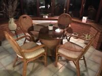 Table and Chair set - ideal for kitchen, conservatory or dining area
