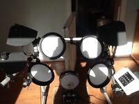 Millennium MPS 100 Electronic Drum Kit