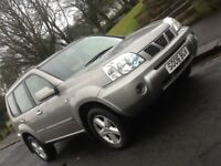 2006 NISSAN X TRAIL 2.2 DCI SE 4X4 IN SUPERN CONDITION