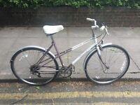 Ladies/Womens Bike Raleigh Panache Vintage / Retro