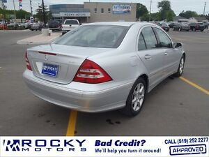 2007 Mercedes-Benz C-Class C280 Luxury 4MATIC Windsor Region Ontario image 6