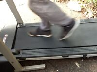 Treadmill, electric treadmil with incline