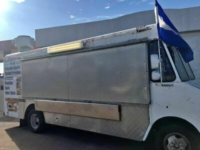 Ready To Roll Chevrolet Step Van Kitchen On Wheels Used Food Truck For Sale In
