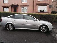 Vauxhall vectra for sale !!! Urgent ! No MOT