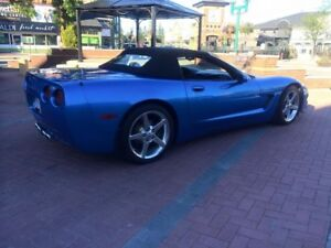 2000 Corvette Convertable HIGHEST BID $25,000