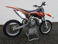KTM 85cc big wheel
