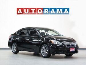 2014 Nissan Sentra SL LEATHER SUNROOF BACKUP CAMERA