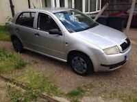 SKODA FABIA Car Parts for sale any part avilable All parts available at reasonable prices.