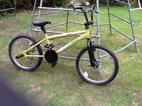 BOYS BMX BIKE (AGE 7- 12)