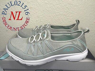 Women's FILA PILOTA Slip-On Memory Foam Comfort Shoes Sneakers~ Sizes/ Condition