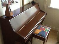 Bentley compact PIANO circa 1960's