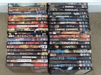 39 various dvds