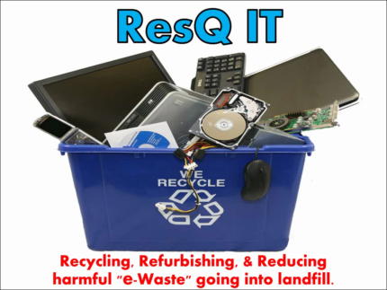 Free IT Recycling Service