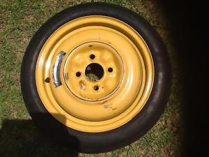 Space Saver Spare Wheel. 4 x 114.3 stud pattern. Will suit smalle Prestons Liverpool Area Preview