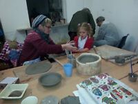 POTTERY @ DRAGON ARTS & LEARNING PONTARDAWE