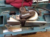Makita kp0810k 240v used