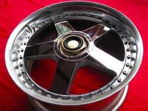 Mazdaspeed MS-01LM wheel 18x9 5x114.3 JDM Rays Mazda RX7 rotary Kalorama Yarra Ranges Preview