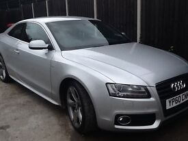 Audi A5 2.7 TDI sline special Multitronic excellent condition owned from new fdsh 9 months mot