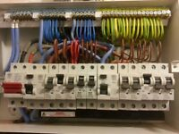 FULLY QUALIFIED AND INUSRED ELECTRICIANS COMMERCIAL AND DOMESTIC