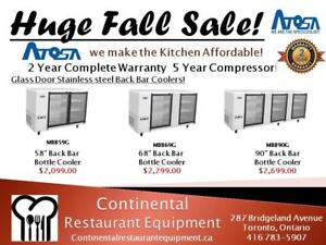 Continental Restaurant Equipment New and Used Warranty and Service for over 25 Years Toronto Area