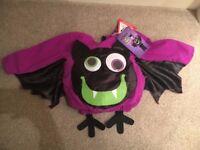 Halloween Bat costume 3-4 years