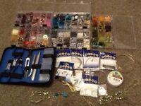 Jewellery making kit.
