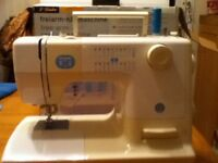 Electric Sewing Machine With Free-arm VGC
