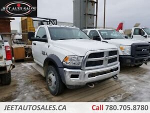 2013 Dodge Ram 5500 SLT Cab & Chassis 6 Speed Manual 6.7 Diesel
