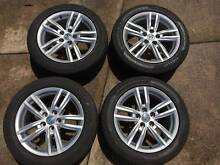 Toyota Camry/ Aurion 17 inch alloy wheels x4 SX6/ZR6 Dural Hornsby Area Preview