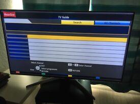 Panasonic 55 Inch TV TX-L55WT50B Smart Viera LED