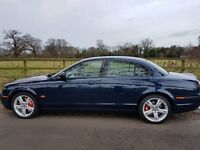 Jaguar S Type R. 4.2L V8 Supercharged