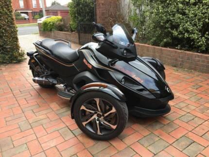 Custom Can Am Spyder Motorcycles Gumtree Australia Whittlesea
